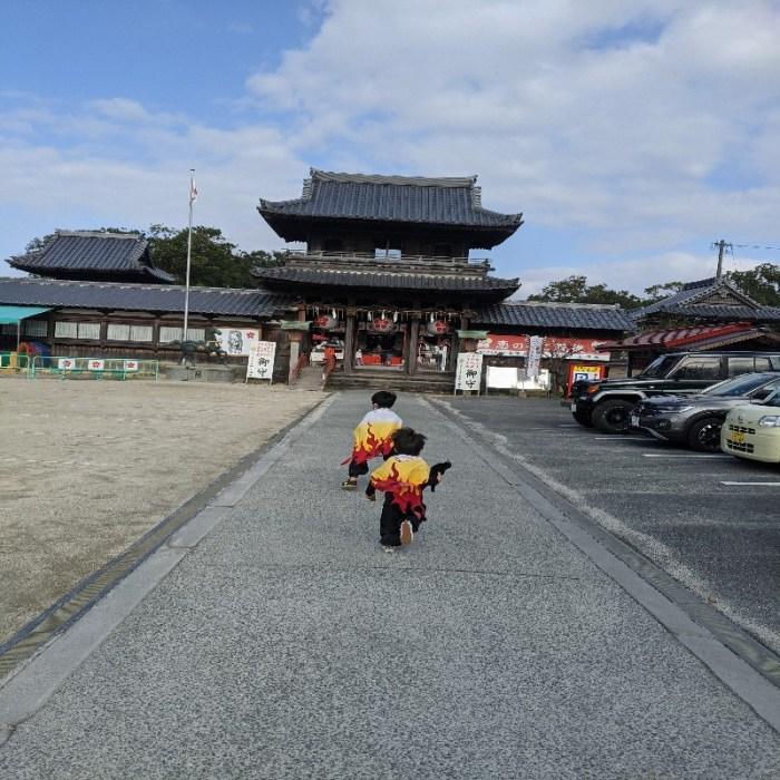 鬼滅の刃聖地,恋木神社,甘露寺蜜璃