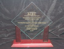 2007 ACEC Engineering Excellence Award - National Recognition