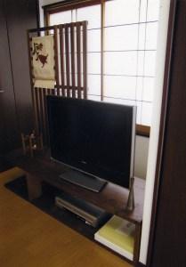 特注テレビボード