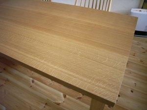 無垢3枚接ぎダイニングテーブル