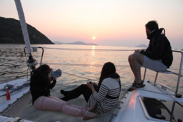 fukuoka sunset sailing 050313 034