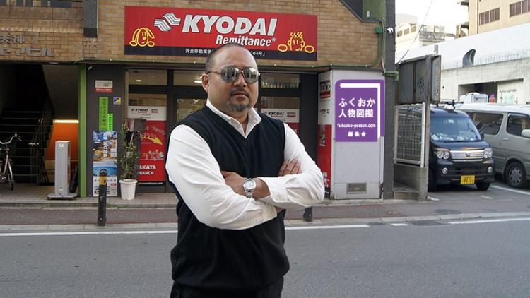 【画像】吉永拓哉@ふくおか人物図鑑