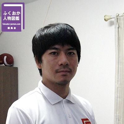 【画像】一般社団法人福岡SUNS 代表理事兼チーム主将 吉野至