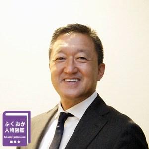 【画像@人物図鑑】株式会社九州博報堂 代表取締役社長 江﨑信友