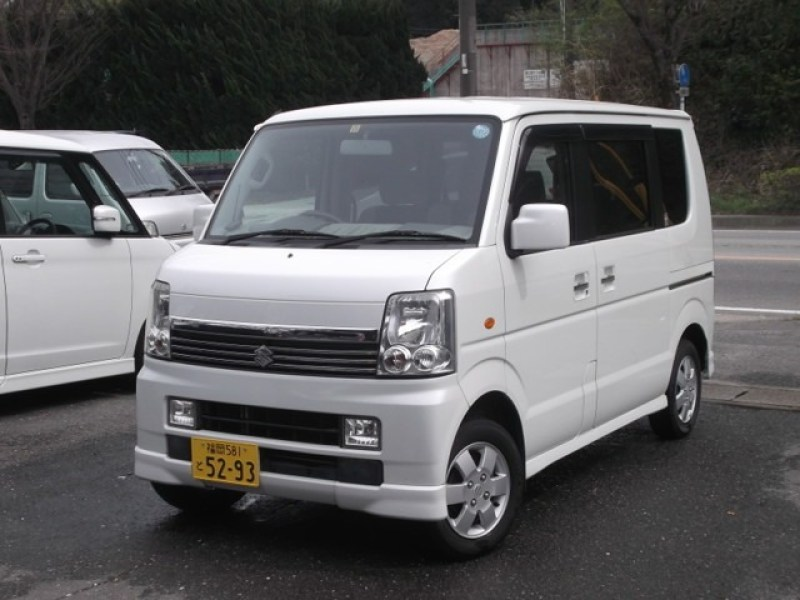 スズキ エブリイワゴン 660 PZターボ:福岡 中古車 ラックガレージ那珂川店