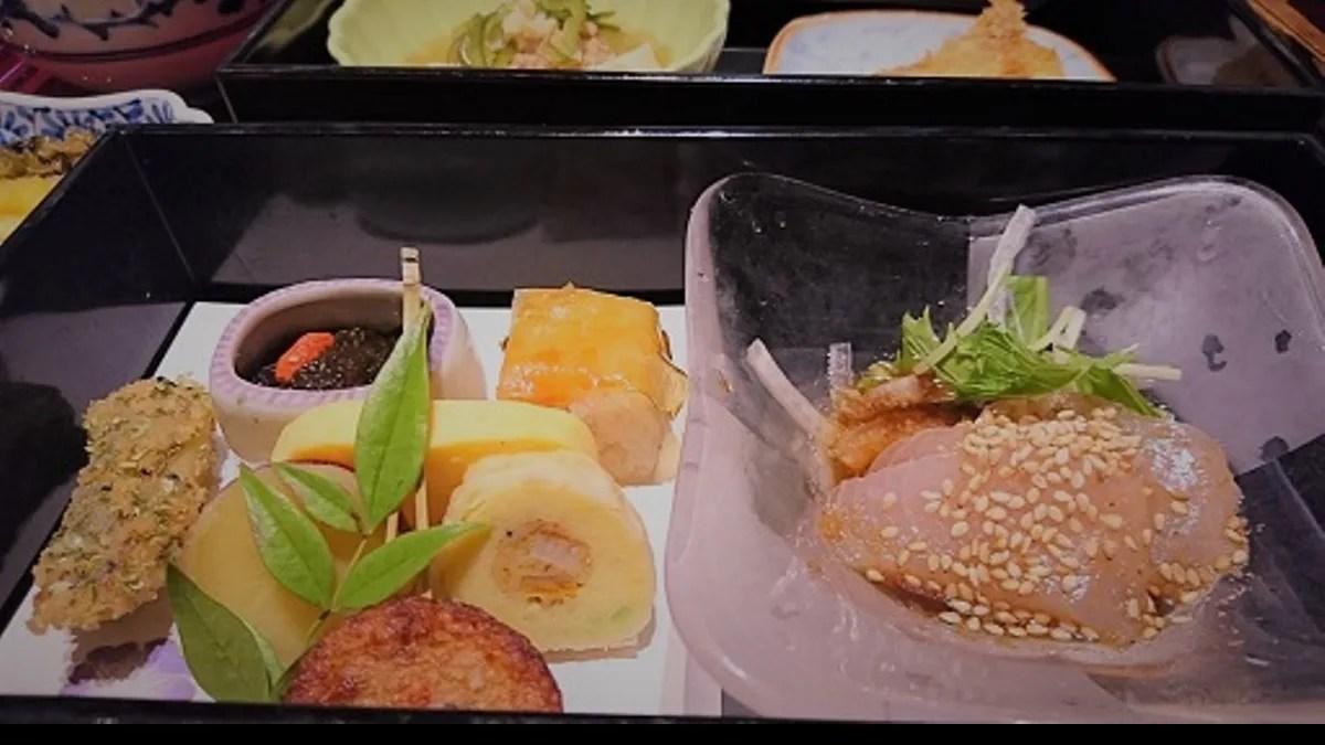 ランチでも予約必須 博多廊で旬の料理を食べる