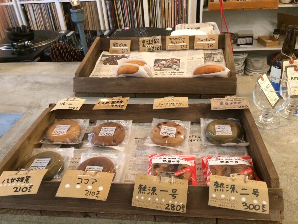 コモエス オリジナルドーナツ