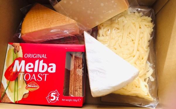 チーズお試しセット