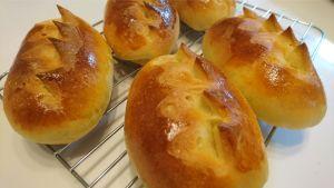 手作り豆乳パン