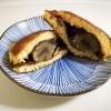福岡の秋の和菓子「鈴懸」の栗どら焼き