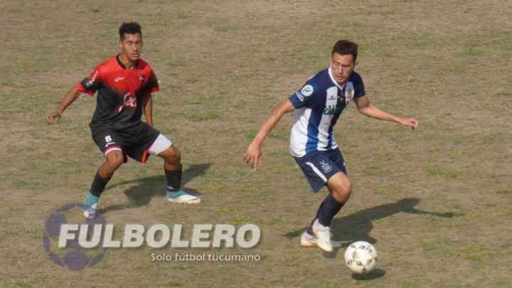 VIDEO: Almirante Brown 1- Amalia 1