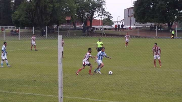 Superliga: Paridad entre San Martín y Racing en Reserva (VIDEO)