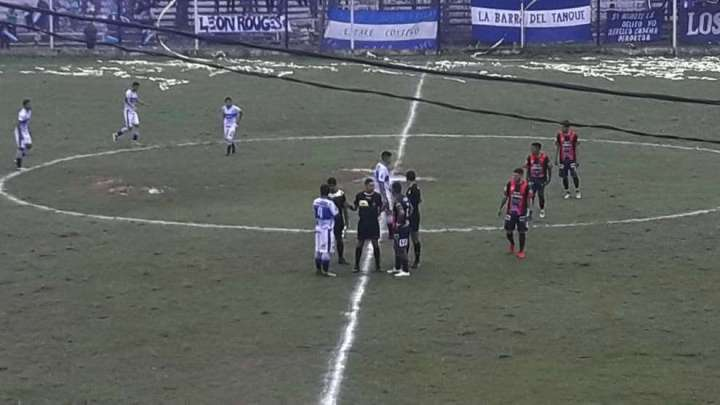VIDEO: Santa Rosa 2 – Santa Lucía 2