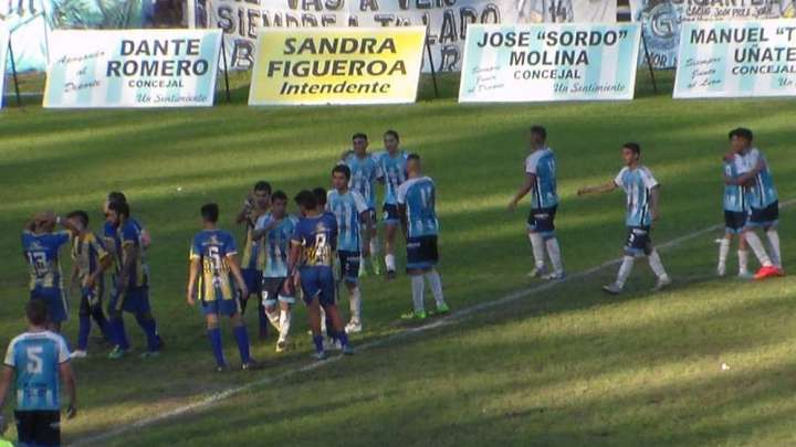 VIDEO: Marapa 3 – San Pablo 0
