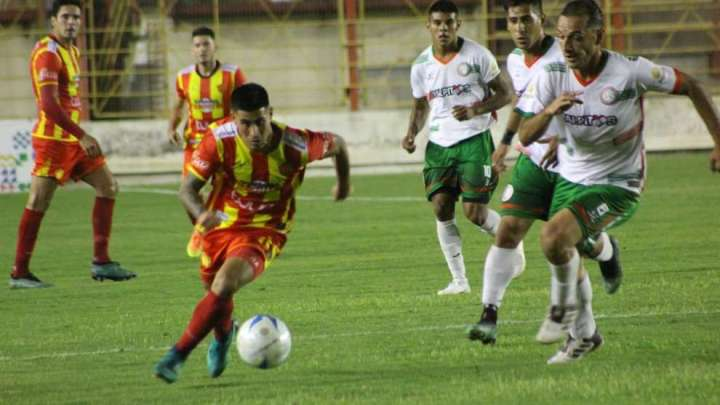 VIDEO: Sarmiento 1 – San Jorge 2