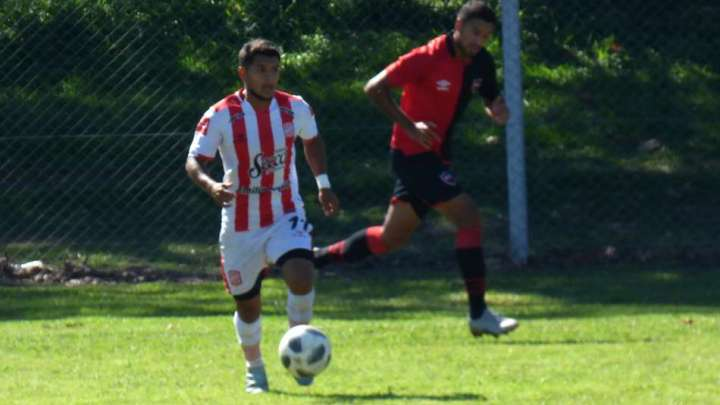 Superliga: Derrota de San Martín ante Newells en Reserva (VIDEO)