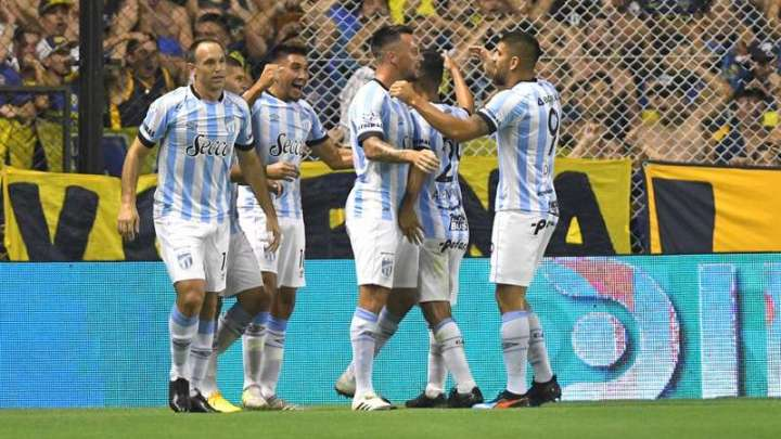 VIDEO: Boca 1 – Atlético Tucumán 2