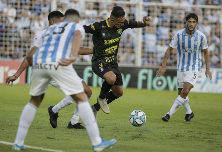 VIDEO: Atlético Tucumán 1 – Defensa y Justicia 1