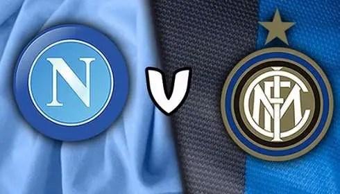 Napoli vs Inter de Milán