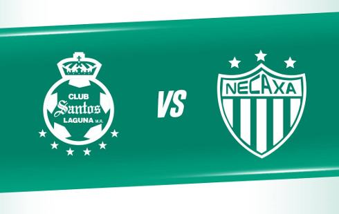 Santos vs Necaxa