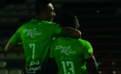 Juárez vs Necaxa 1-0 Jornada 2 Torneo Apertura 2020