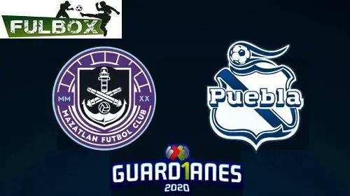 Mazatlán vs Puebla