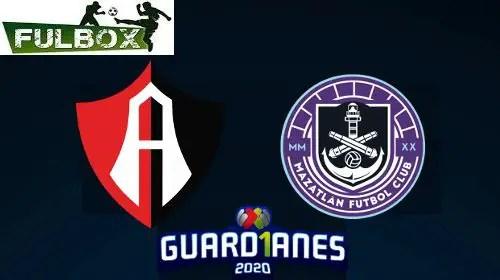 Atlas vs Mazatlán