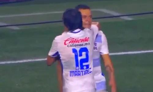 Tijuana vs Cruz Azul 1-2 Jornada 10 Torneo Apertura 2020
