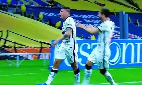 Gol de Juan Manuel Iturbe América vs Pumas 1-2 Torneo Apertura 2020