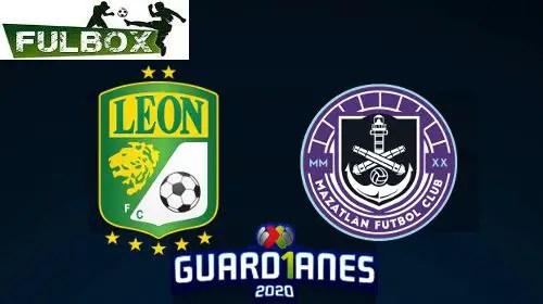 León vs Mazatlán