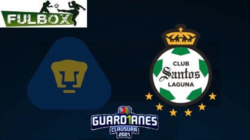 Pumas contra Santos