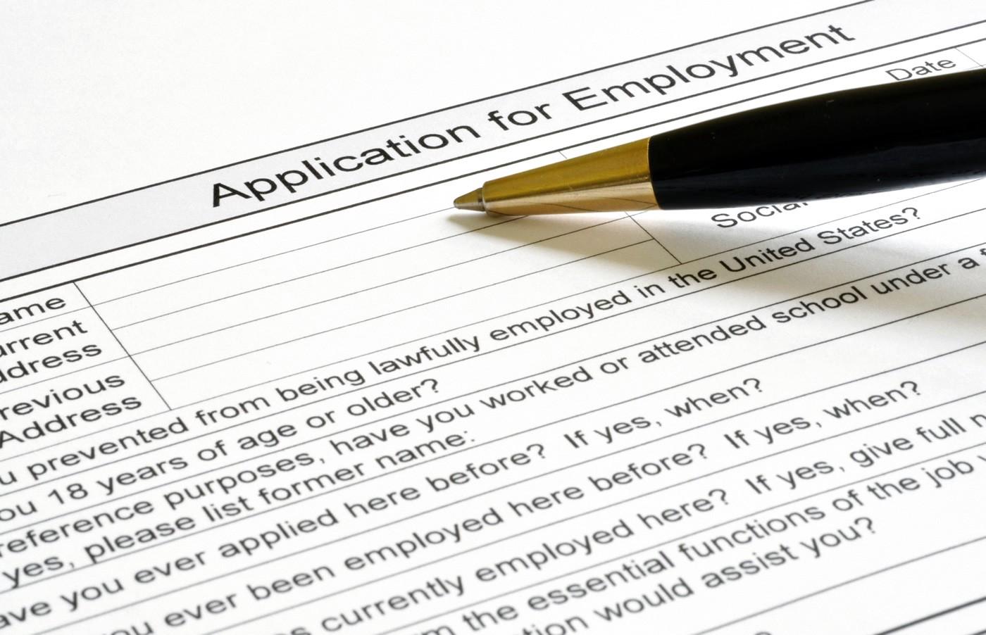 Lesson Of The Week Writing A Job Application Fulbridge