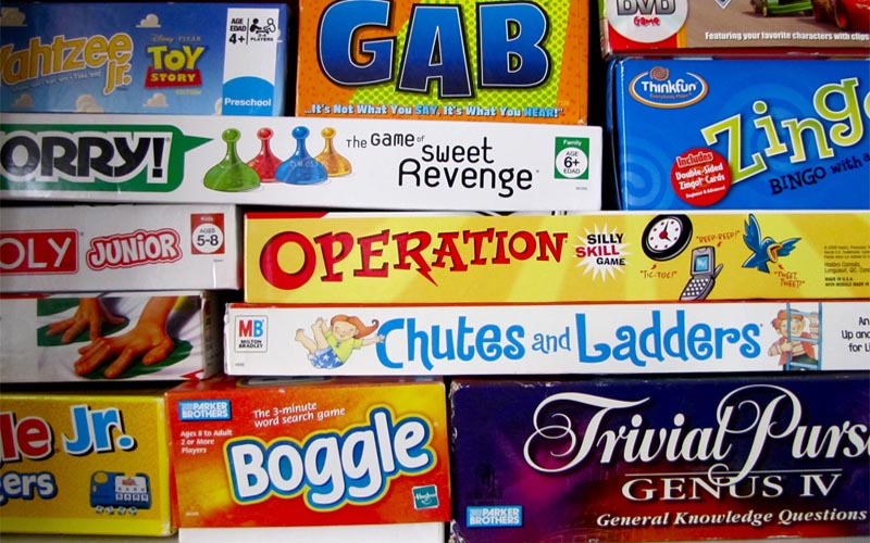 Lesson Resource of the Month: Board Games for the Classroom I