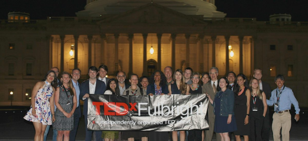 TEDxFulbright: A Curious Picture