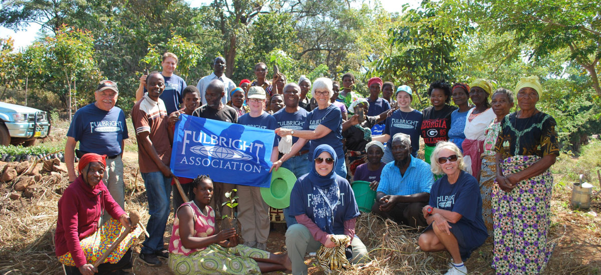 Building 'Pathways to Peace': 2017 Service Tour to Malawi