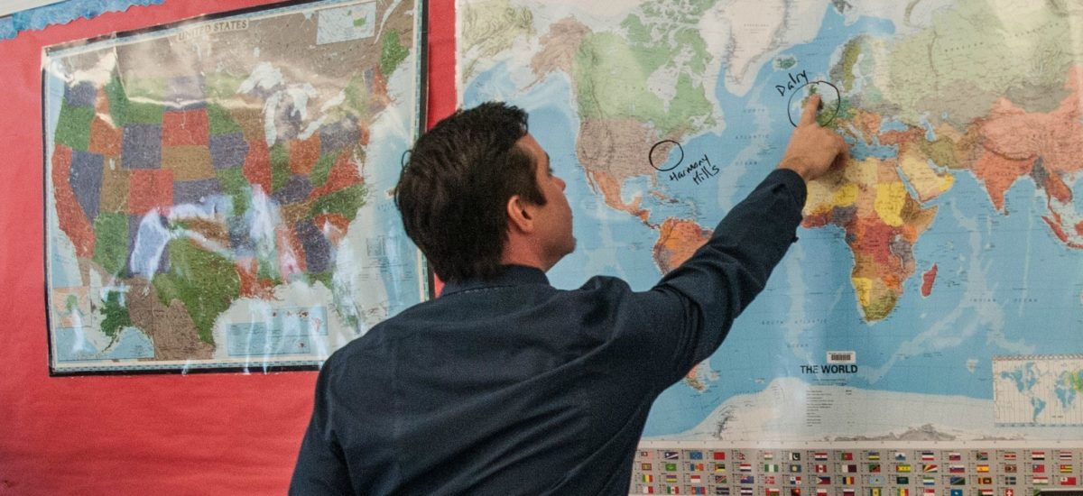 First Fulbright-in-the-Classroom Pilot Approved