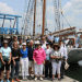 Maine Chapter ready for a sail on the Arctic schooner Bowdoin out of Maine Maritime Academy