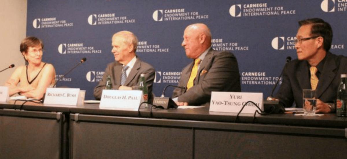 Carnegie Endowment Celebrates Fulbright Taiwan's 60th Anniversary