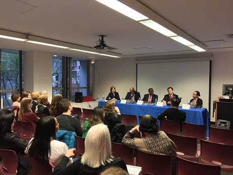 Greater New York Chapter panel event
