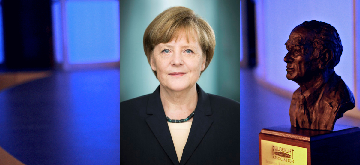 2018 Fulbright Prize to Dr. Angela Merkel, Chancellor of Germany