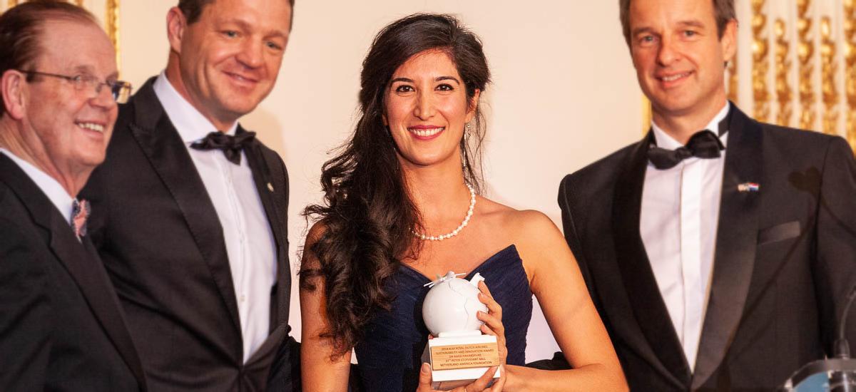 Alumni Profile: Raha Hakimdavar