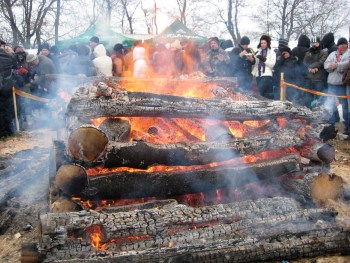 The Great Bonfires of Northern Europe