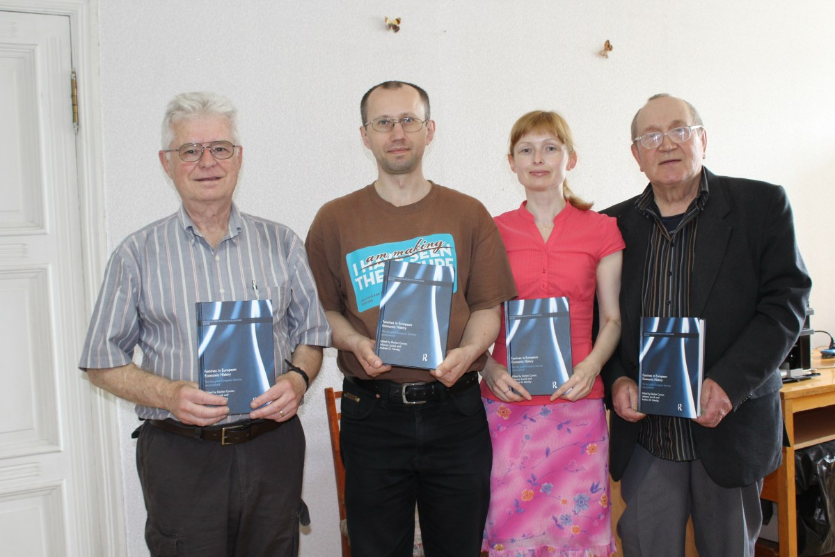 Discovering New Facts about the 1932-34 Famine in Soviet Ukraine – Oleh Wolowyna – Ukraine 2008 and 2014