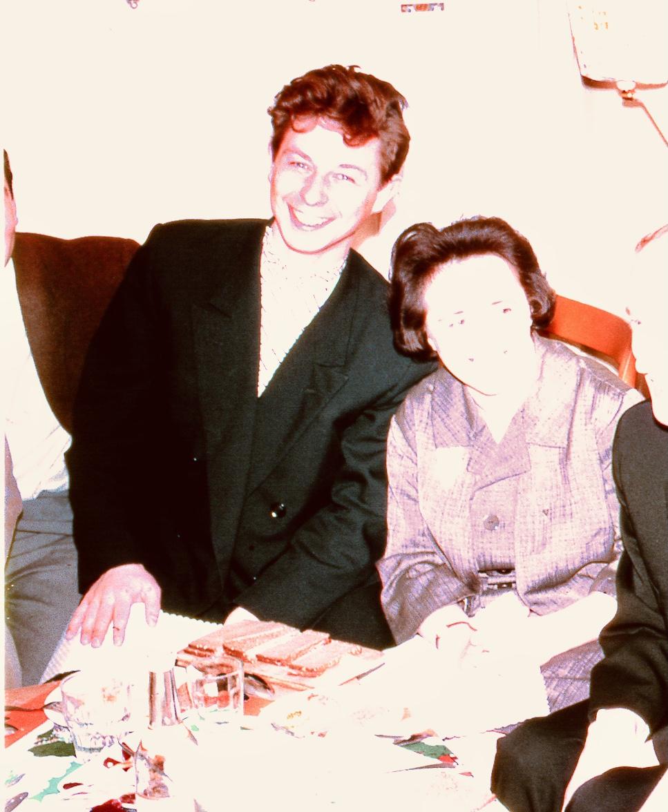 Russian Friends – Larry R Foulke – Norway 1961