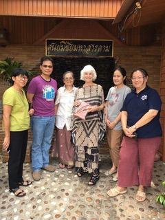 Ah ha!: Recognizing cultural variability – Ruth Stotter – Thailand 2016
