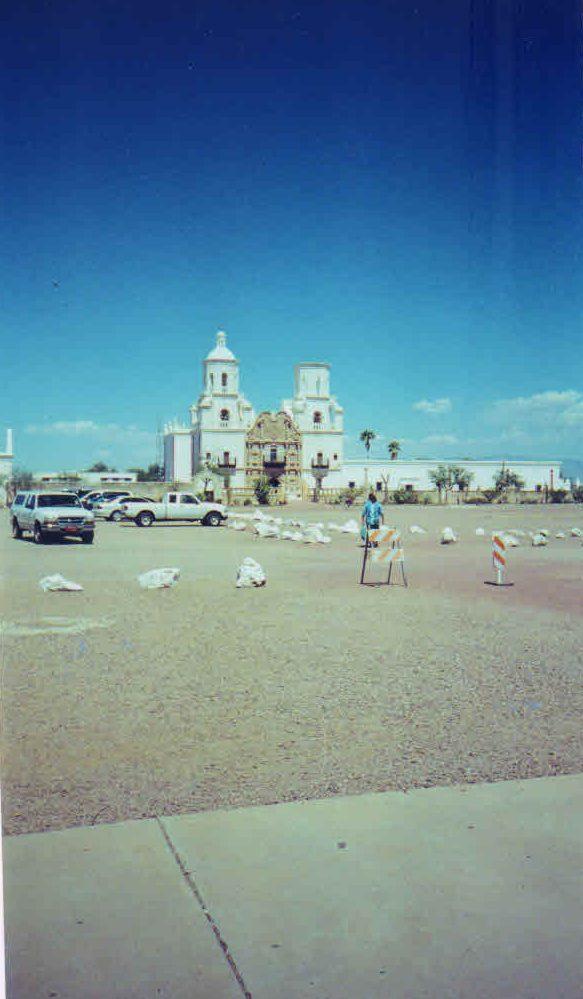 San Xavier Mission Church