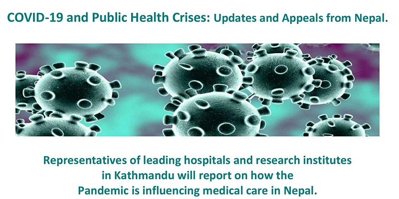 COVID-19 and Public Health Crises: Updates and Appeals from Nepal