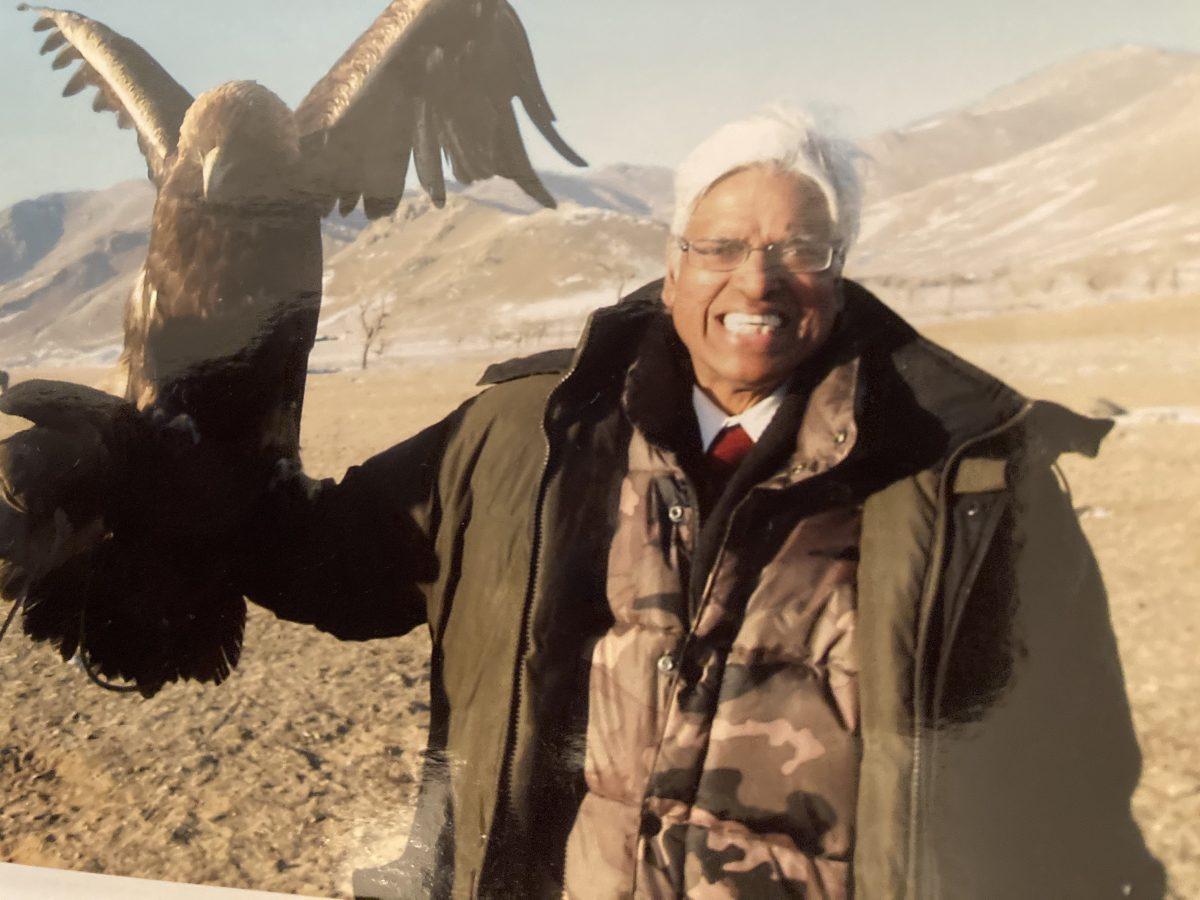 Eagle in Mongolia – Jay Nathan – Mongolia 2008