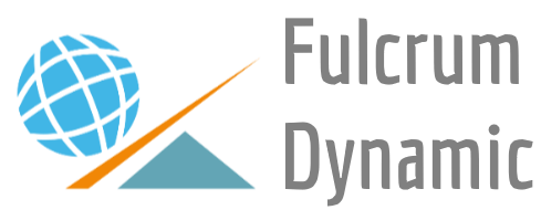 Fulcrum Dynamic Logo