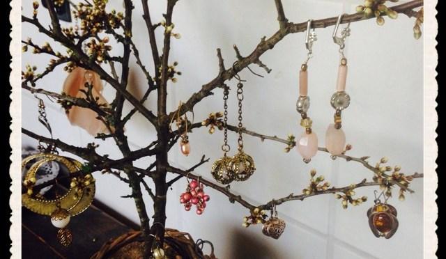 DIY smykketræ